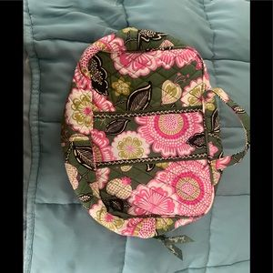 Vera Bradley travel toiletry bag